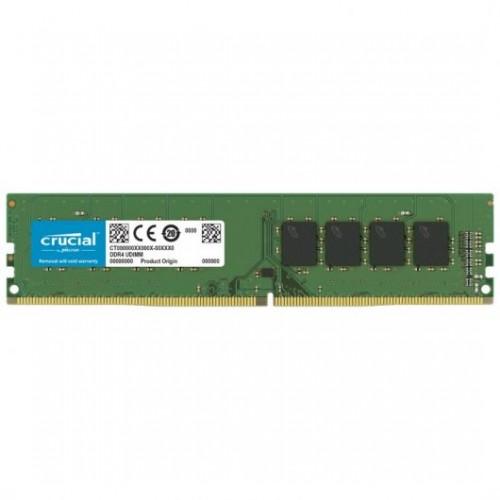 RAM CRUCIAL DDR4 8GB 2666MHZ