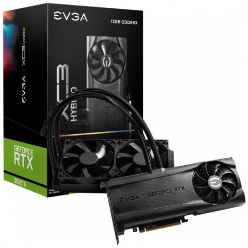 EVGA RTX 3080 Ti XC3 HYBRID 12GB GDDR6X