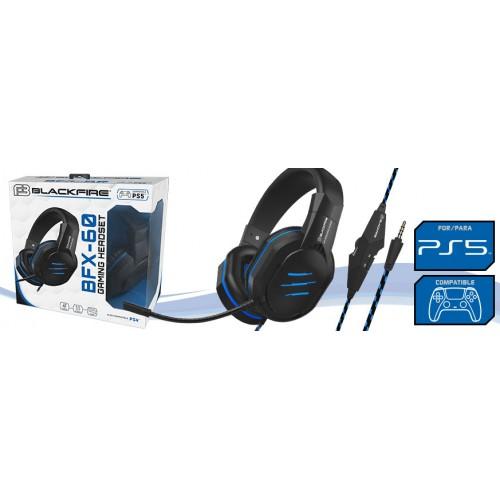 AURICULARES GAMING BLACKFIRE® BFX-60 PARA PS5 Y PS4
