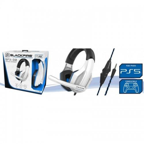 AURICULARES GAMING BLACKFIRE® BFX-30 PARA PS5 Y PS4