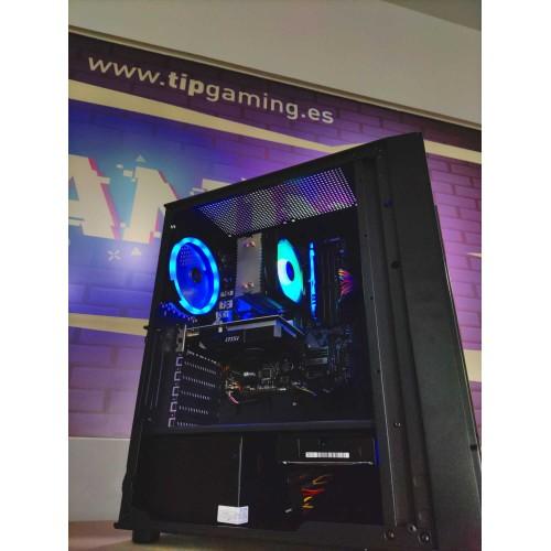 TIPPC GAMING BASIC INTEL 1030 KVX COMPUTERS