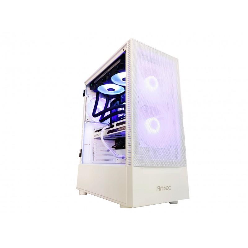 TIPPC GAMING ULTRA INTEL NX410 WHITE