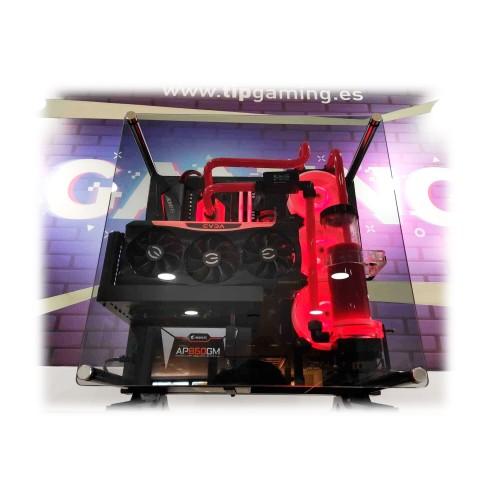 TIPPC GAMING THERMALTAKE CORE P3 CUSTOM AMD RTX 3080
